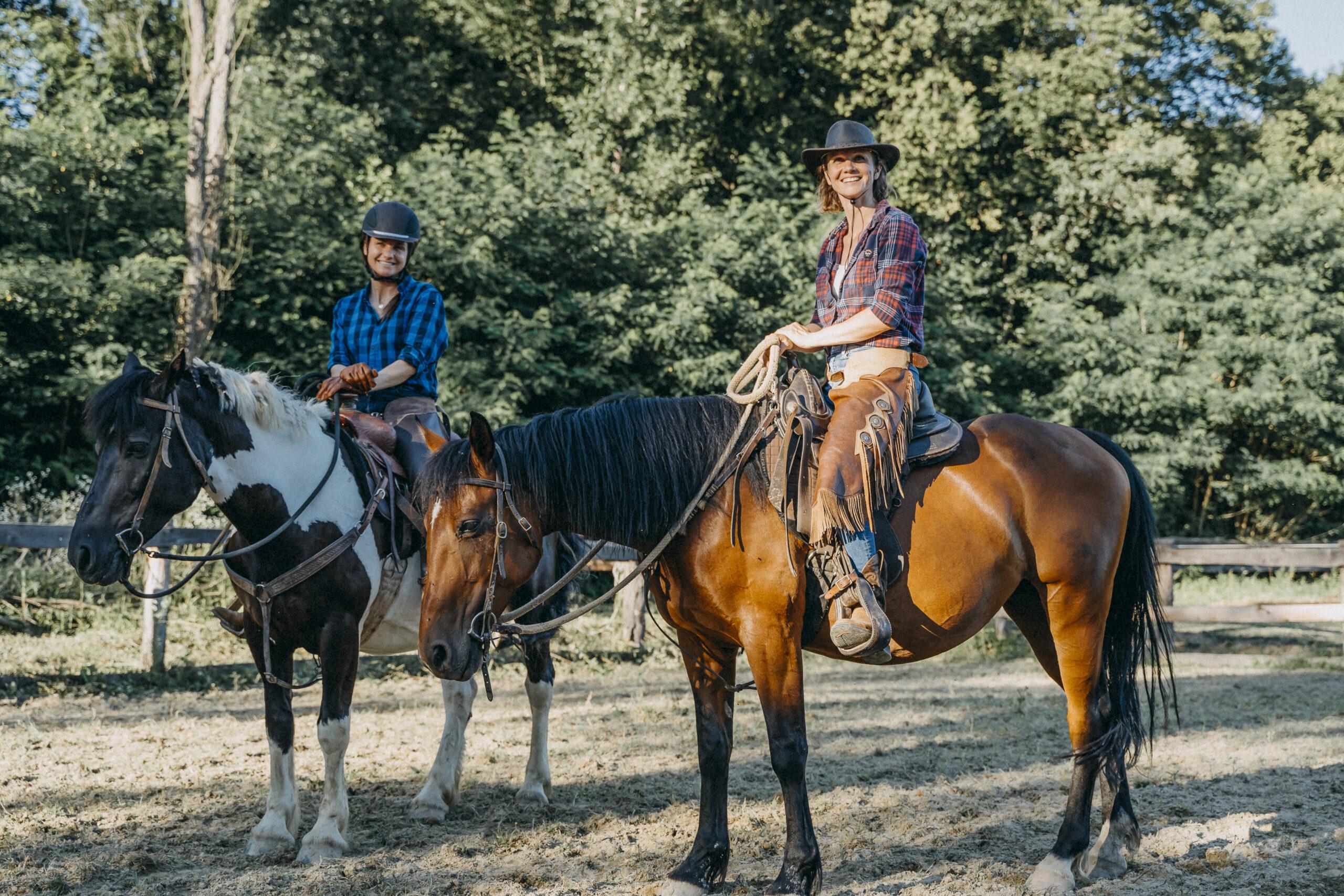 Ranch Tobiano